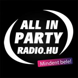 All In PartyRádió logo